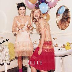 Hyvää ystävänpäivää Ellen ystävät   via ELLE FINLAND MAGAZINE OFFICIAL INSTAGRAM - Fashion Campaigns  Haute Couture  Advertising  Editorial Photography  Magazine Cover Designs  Supermodels  Runway Models