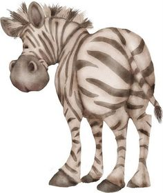 Not me They may notice a zebra on a farm