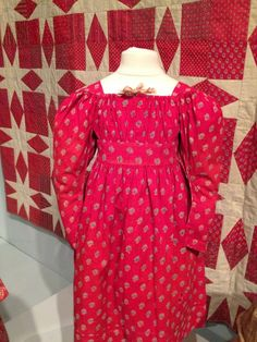 Treasures of 1800s Dress at the Chester County Historical Society