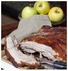 Slow-Roasted Pork Belly   Huletts Sugar
