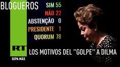 """El impeachment avanza: con la votación del Senado brasilero, la presidenta Dilma Rousseff fue apartada de su cargo temporalmente. Este artículo parte de una certeza: el """"golpe"""" a la presidenta no es por los errores de los gobiernos del PT, sino por sus aciertos. ¿Cuáles son los motivos para apartar de Planalto a una dirigente que fue votada por 54 millones de personas hace apenas un año y medio? ¿Qué políticas busca llevar adelante la derecha brasilera desde Planalto?"""