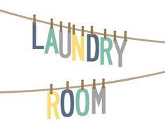Laundry Room Art Decor Print 8x10 - Wash Dry Rinse Repeat $16 - change colors