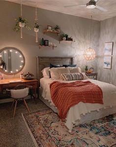 Apartment Room, Room Makeover, Room Ideas Bedroom, Minimalist Room, Bedroom Makeover, Home Bedroom, Room Decor, Room Decor Bedroom, Teenage Girl Bedroom Decor