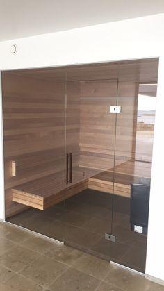Sauna Steam Room, Sauna Room, Saunas, Portable Sauna, Sauna Design, Outdoor Sauna, Spa Rooms, Bathroom Spa, Home Spa