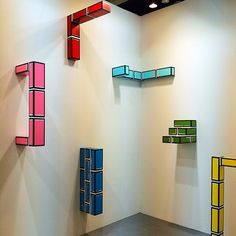 Pin for Later: 22 Ways to Play Tetris in Real Life Real Art Source: Instagram user chinbibi