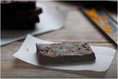 Homemade Spiced Chocolate Lara Bars // www.80twenty.ca