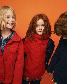 Rue from Sugar Kids for Zara. Fashion Kids, Kids Winter Fashion, Girl Fashion, Fashion Design, Fashion Trends, Zara Kids, Amusement Enfants, Mode Zara, Discount Womens Clothing