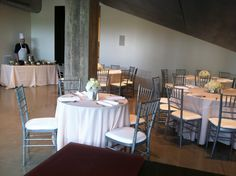 Many ways to make the Philbrook Downtown area the perfect spot for your event.