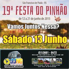 Festa do Pinhão São Francisco de Paula - RS