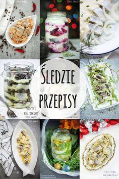 sledzie_przepisy Xmas Food, Fresh Rolls, Cooking Recipes, Ethnic Recipes, Chef Recipes, Recipes