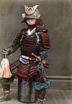 The Last Samurai - Some rare photos of Japan in the 19th century. - Imgur