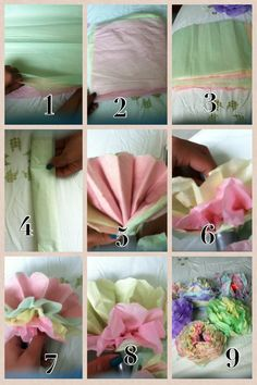 The 34 best tissue papper flowers images on pinterest paper crafts how to make beautifuleasy tissue paper flowers easy and simple if you are out of tissue paper you can also use paperits very easy and im sorry i didnt mightylinksfo
