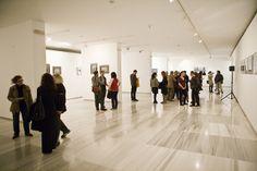 """Museo de Almería. Sala de Exposiciones Temporales. Inauguración Concurso de Fotografía """"Desencaja"""" (6/02/2014)"""