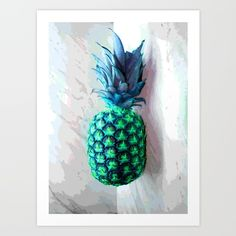 Collect your choice of gallery quality Giclée, or fine art prints custom trimmed by hand in a variety of sizes with a white border for framing. Pineapple, Fine Art Prints, Gallery, Day, Frame, Picture Frame, Roof Rack, Pine Apple, Art Prints