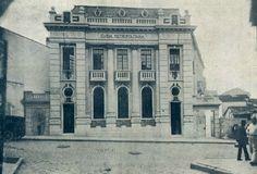 1921 - Cúria Metropolitana, rua Santa Tereza, 17.