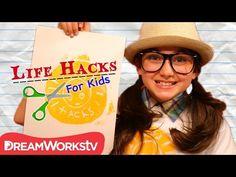 Cool Art Hacks I LIFE HACKS FOR KIDS - YouTube