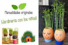 Manualidades originales de jardinería