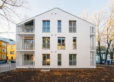 Gallery of Niine Apartment Building / KUU Architects - 11