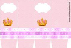 Caixa para usos diveros Coroa Rosa