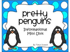 How a penguin lives great resource for younger elementary students