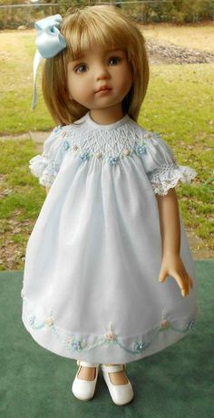 Smocking,Heirloom Sewing for Effner Little Darling by Karen S. #ClothingAccessories