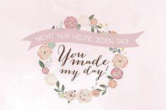 Freebie Karte Valentinstag