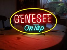 Neon Bar Signs For Sale Fat Tire Neon Beer Sign  Neon Night Colored Light  Pinterest