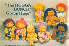 I had a Hugga Bunch birthday party when I was 6. Looking back - maybe not a good idea?