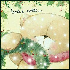 Buonanotte #buonanotte #natale ♡ Graziella ~ Oui, c'est moi...