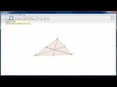 MA11-삼각형의 무게중심