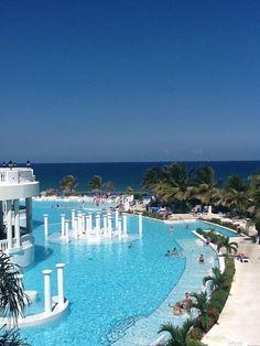 Grand Palladium Lady Hamilton main pool, So much fun! Jamaica Hotels, Montego Bay Jamaica, Jamaica Vacation, Jamaica Travel, Vacation Places, Vacation Destinations, Hotels And Resorts, Vacation Trips, Dream Vacations