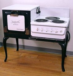 Vintage Electric Stove >> 16 Best Vintage Electric Stoves Images In 2014 Electric Stove