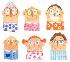 Anja Boretzki: IF Eye Glasses Piano Teaching, Eye Glasses, My Family, Paper Dolls, Clip Art, Swimming, Classroom, Kids Rugs, Eyes