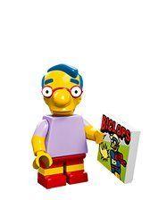 Milhouse van Houten #9 LEGO The Simpsons set 71005 (*SEALED RETAIL PACKAGING)