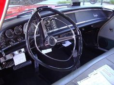 1963 chrysler new yorker square steering wheel - My parents car but I drove it in high school & college.  I still have friends that remember that steering wheel