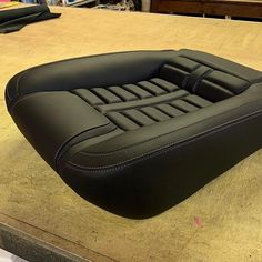 Custom seats coming along nicely by Car Interior Upholstery, Automotive Upholstery, Custom Car Seats, Custom Cars, Leather Car Seat Covers, Custom Car Interior, Racing Seats, Chevy Camaro, 1966 Chevelle