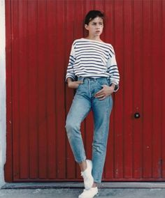 Charlotte Gainsbourg in L'Effrontée (1985). For the tomboy look to work, there…