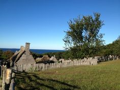 Dive into the world of the Pilgrims and Natives in the 17th century. Been here several times and it never gets old!