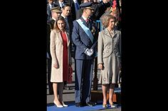 La princesse Letizia d'Espagne, le 12 octobre 2006