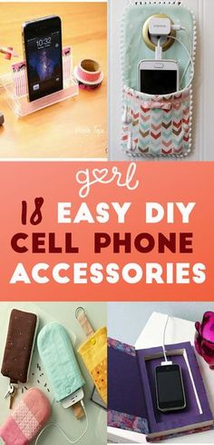 Owning a cell phone means you need to also own cell phone accessories that keep your delicate little tech baby safe and protected. The first things that come to mind are probably study cases that make it impossible for your phone to shatter out of nowhere and portable chargers that actually work on-the-go. Those accessories are definitely great, helpful, and totally necessary, but there are other things you need too that you probably didn't even know about.