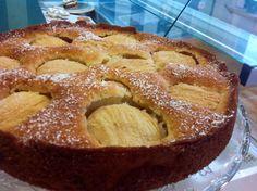 Oma's Apfelkuchen Apple Cake