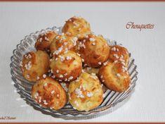 Chouquettes à la crème pâtissière 20 Min, Muffin, Pain, Chefs, Breakfast, Food, Pastry Recipe, Sweet Recipes, Eten