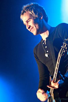 Jason Wade from Lifehouse = Sinner's band bassist Jace Seymour <3 (Hot Ticket / Sinner's On Tour series by Olivia Cunning)