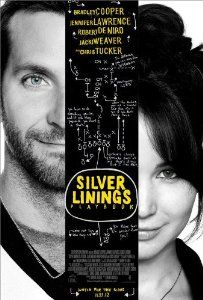 """Silver Linings Playbook"" starring Bradley Cooper, Jennifer Lawrence (2012)"