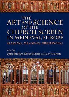 Estudio sobre los jubés y separaciones del trascoro en las iglesias medievales