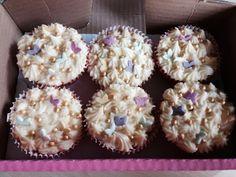 su's baking : Mary Berry's lemon cupcakes