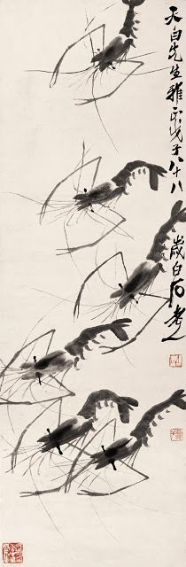 Qi Baishi, Dead, Keeps Making Art | MuseumZero