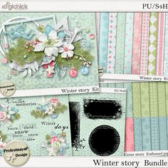 Winter story Bundle