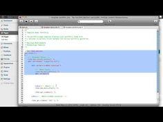 Build a custom WordPress home page with custom widget areas
