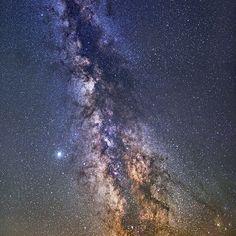 Interesting one by astrophotography_today #astrophotography #contratahotel (o) http://ift.tt/22MdqiD #space #sparetime #fun #science #canon  #canonusa #stars #nebula #starryskies #astronomy #astro #beautiful #naturelovers #dark #nightphotography #nighttime #canyon #longexposure #longexposureoftheday #instagram #insane #nature #dark #night